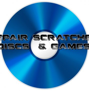 Repair Scratched Discs & Games