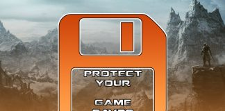 Protect Your Game Saves