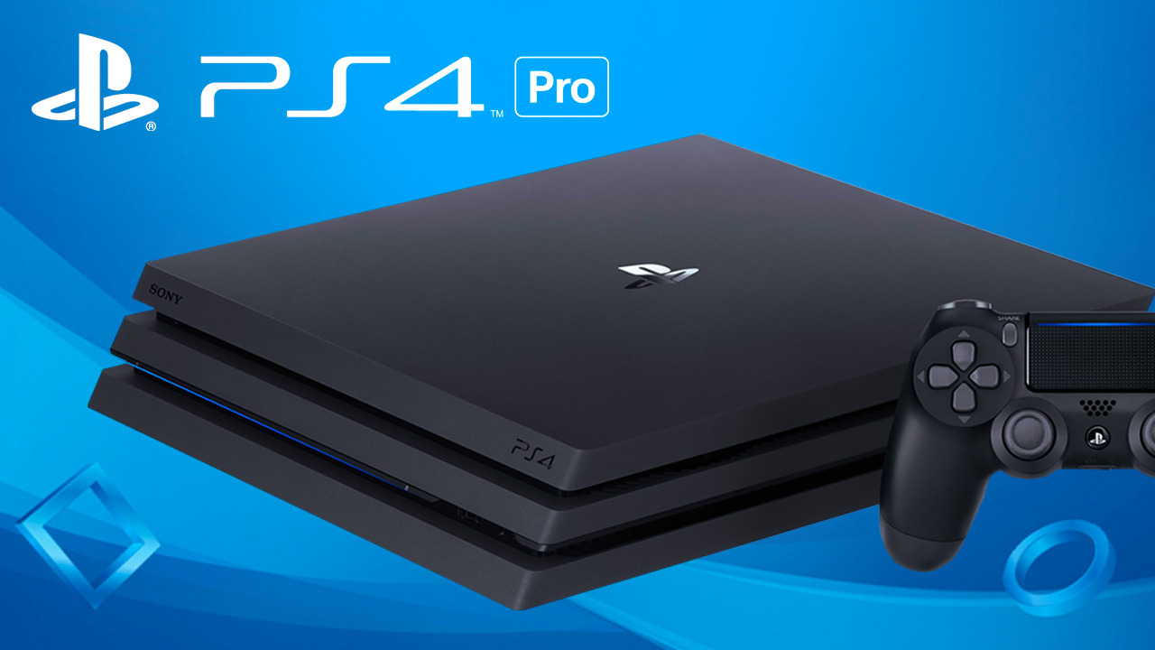 Upgrade to a PlayStation Pro today.