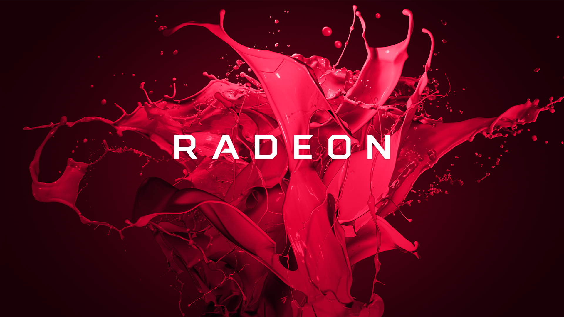 Download the Latest Radeon Drivers.