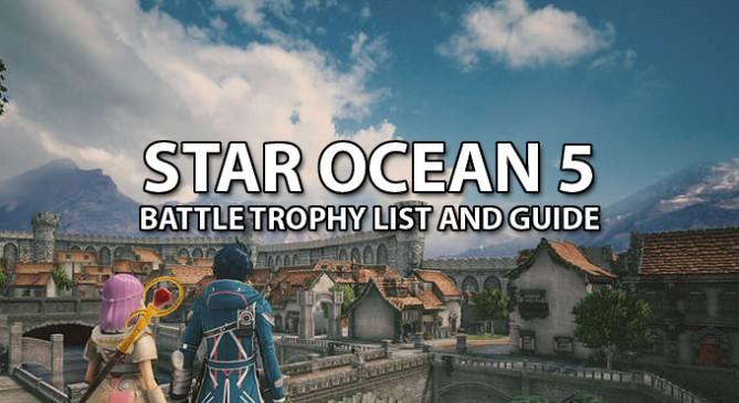 Star Ocean 5 Guide