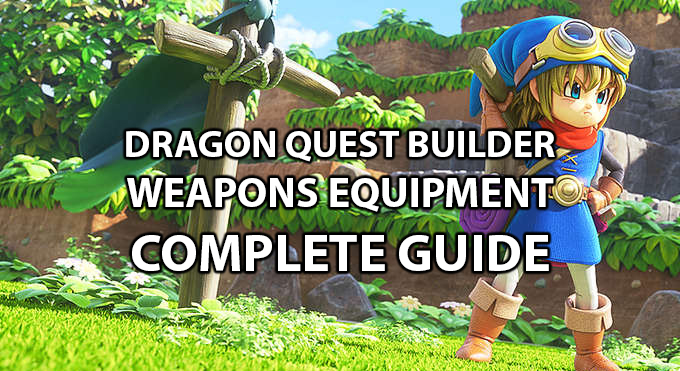 Dragon Quest Guide