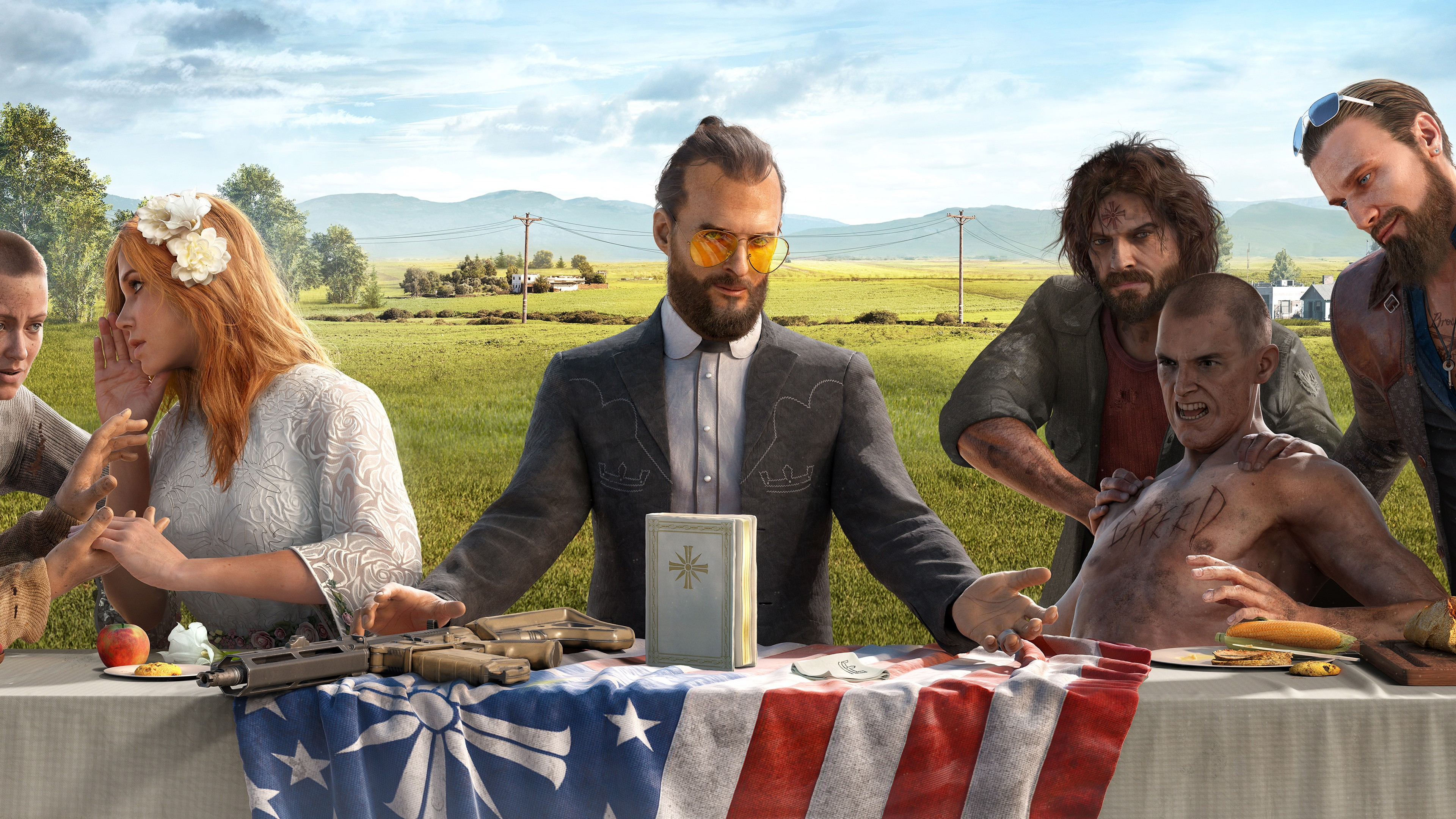 Complete Fixes And Solutions For Far Cry 5 On Steam Chaos Hour
