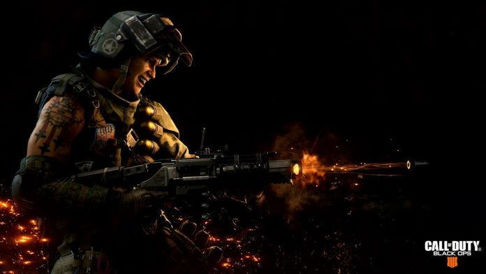 Black Ops 4 Black Out Reveal
