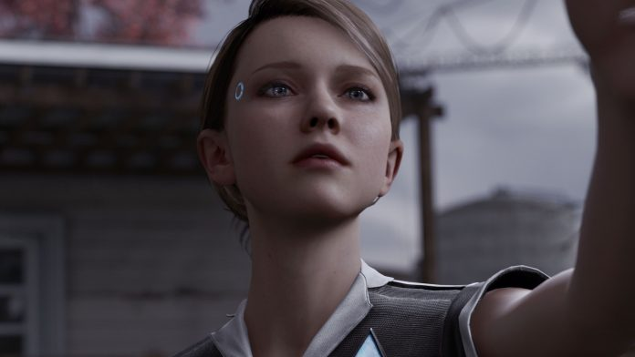 Detroit Become Human Not Loading PS4