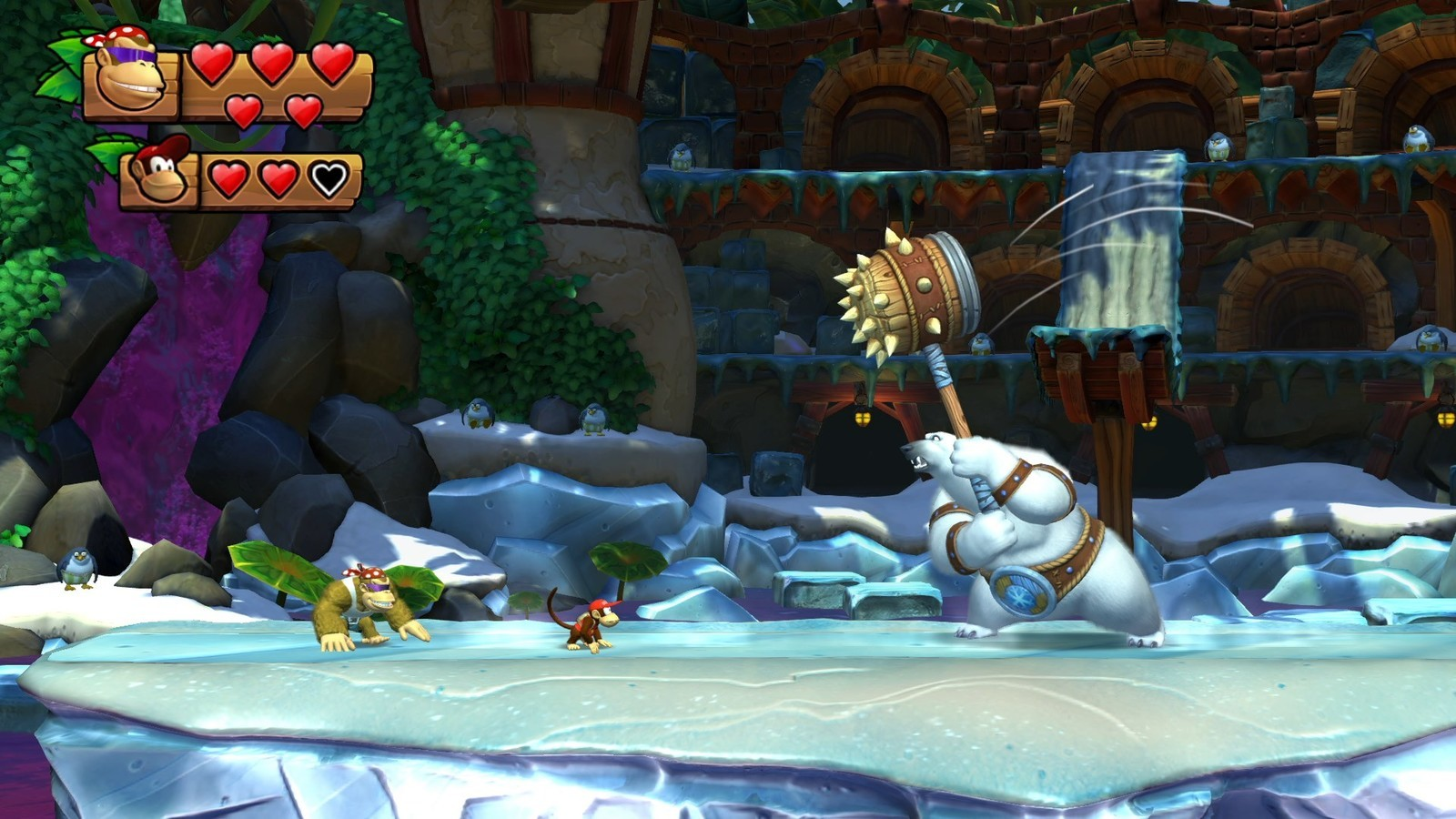 Donkey Kong Country Tropical Freeze Lag Fix Chaos Hour