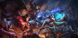 League of Legends Bitrate