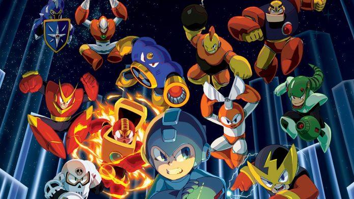 Mega Man Legacy Crashing Freezing