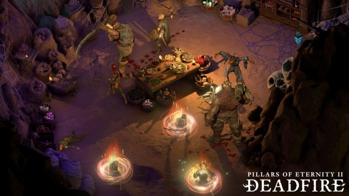 Pillars of Eternity 2 DeadFire Not Loading