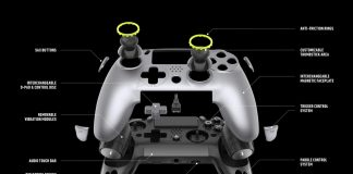 Playstation 4 Elite Controller
