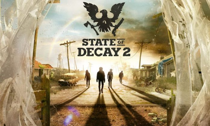 State of Decay 2 Frame Drops Xbox One