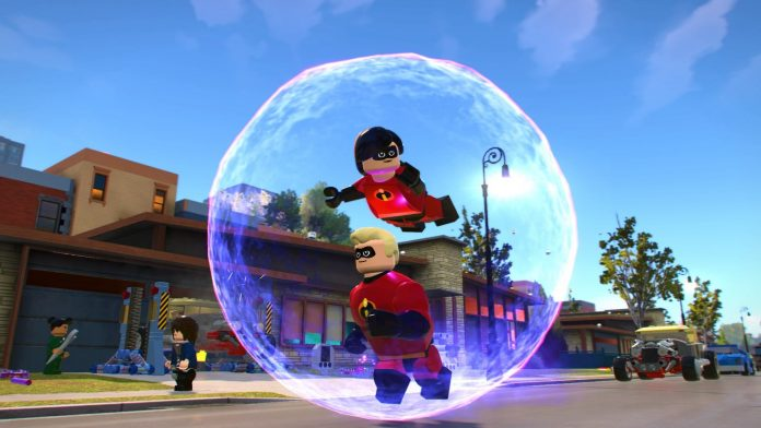 LEGO Incredibles Frame Rate Console