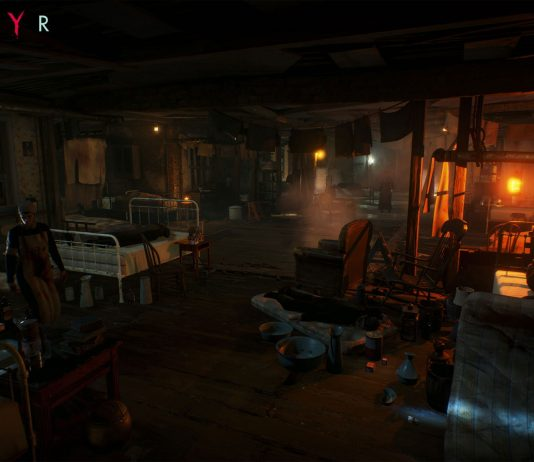 Vampyr Release Date, News, Trailer and More.