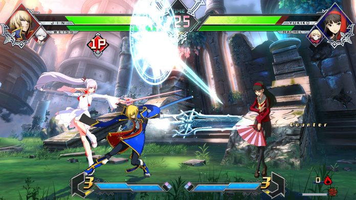 BlazBlu Cross Tag Battle FPS Frame Rate PC