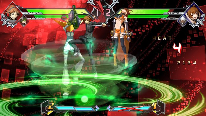 BlazBlu Cross Tag Battle Frame Rate Consoles