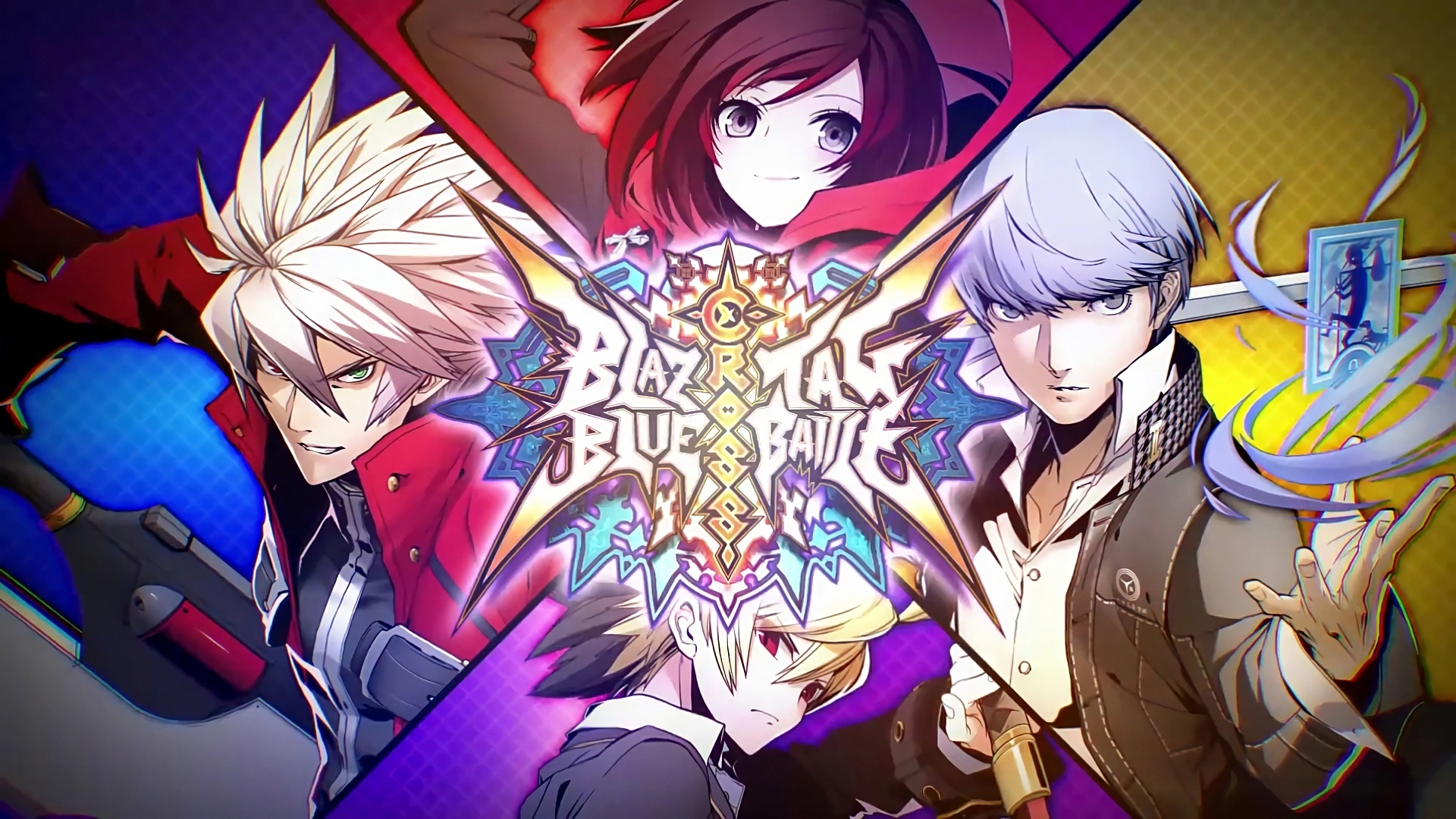 BlazBlu Cross Tag Battle News