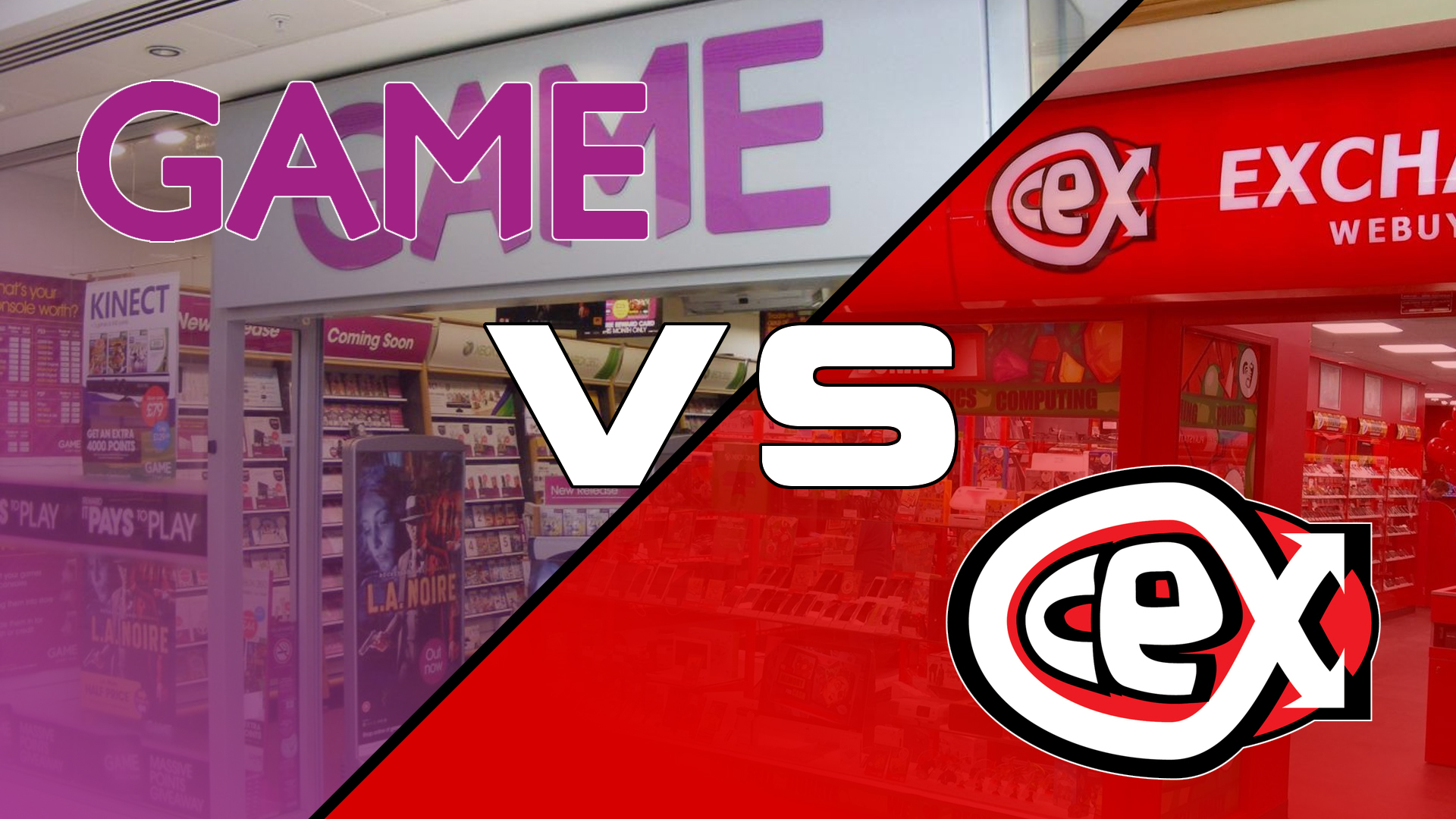 Visit a Game or CEX Store to Repair Discs.