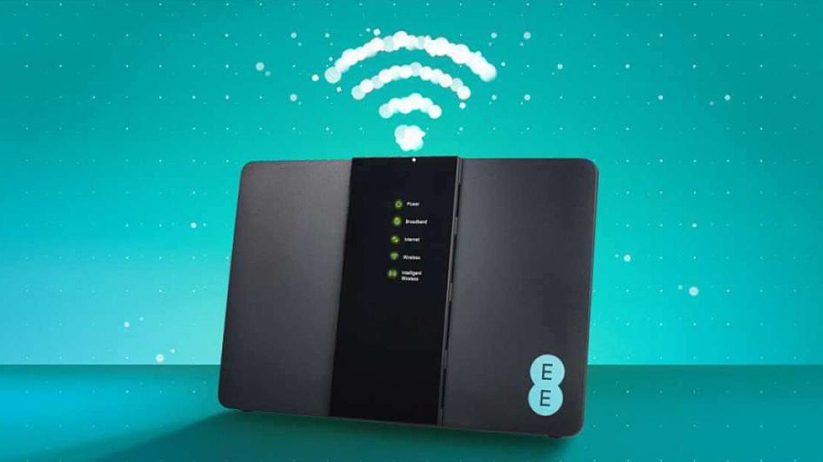 EE BroadBand Package