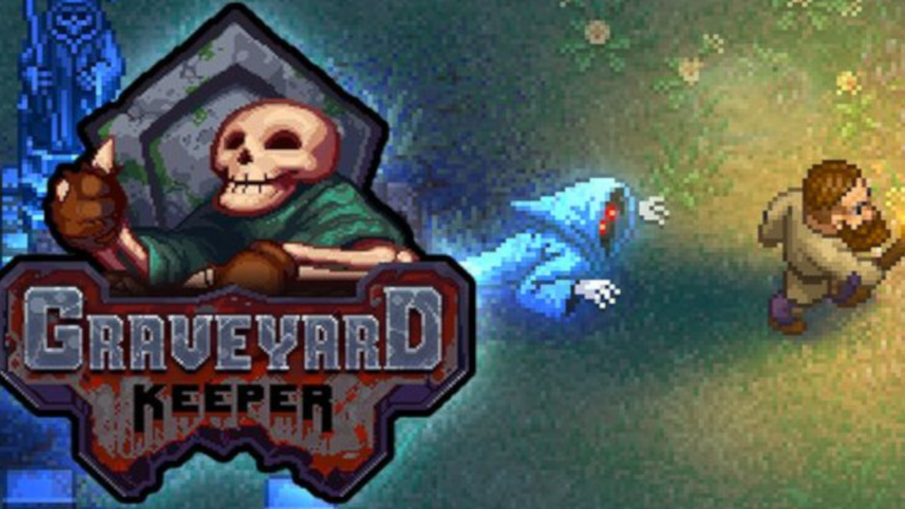 GraveYard Keeper Alpha