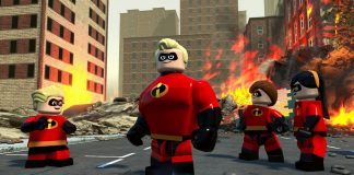 LEGO Incredibles FPS - STEAM / PC