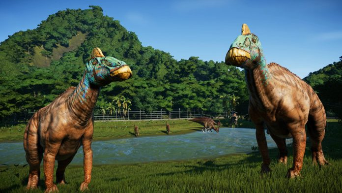 Jurassic World Evolution Not Loading on PS4/XBox One?