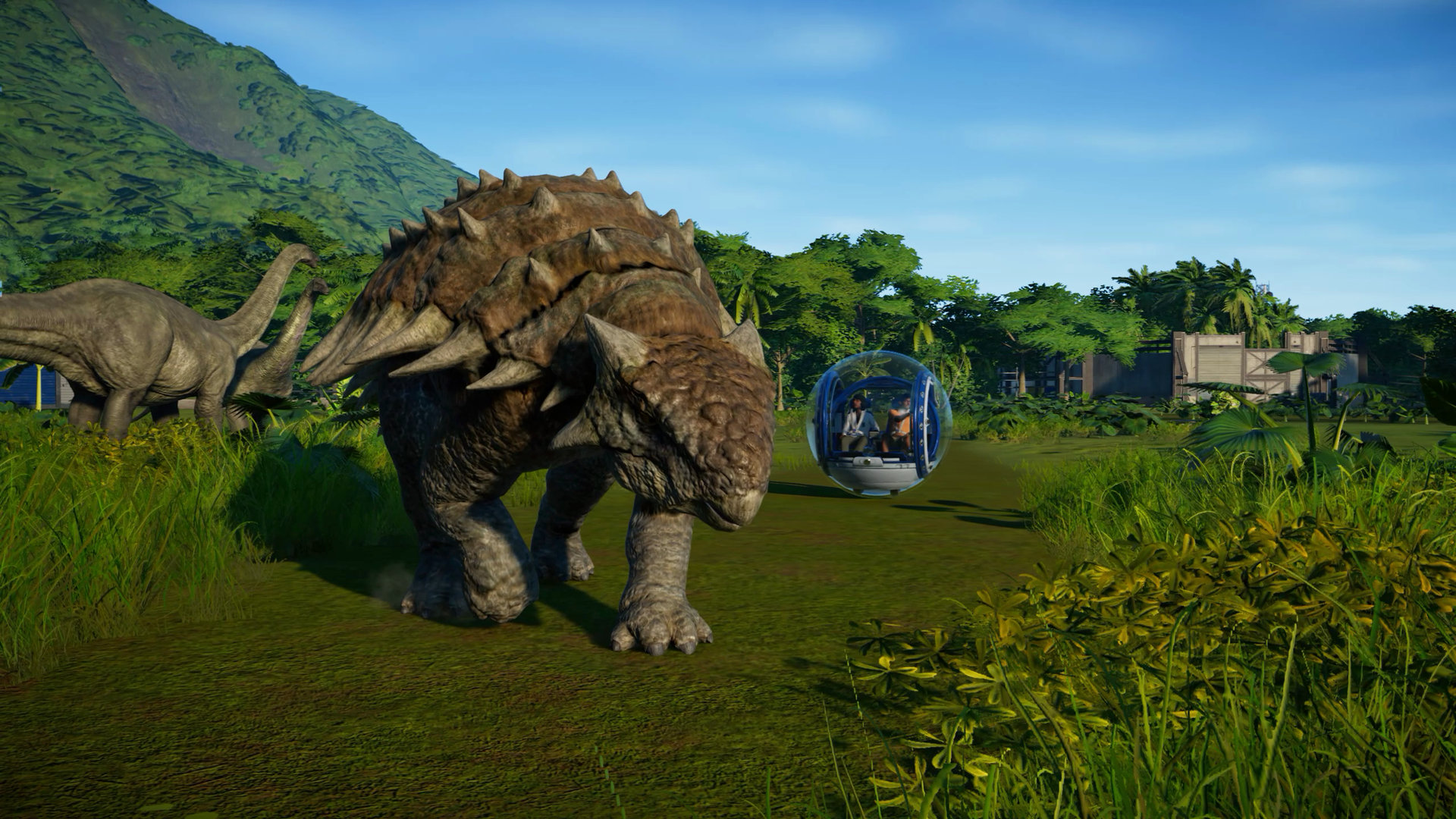 Jurassic World Evolution 4k Guide And Audio Fix Chaos Hour