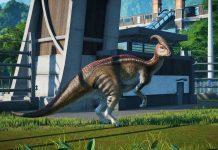 Jurassic World Evolution Frame Rate