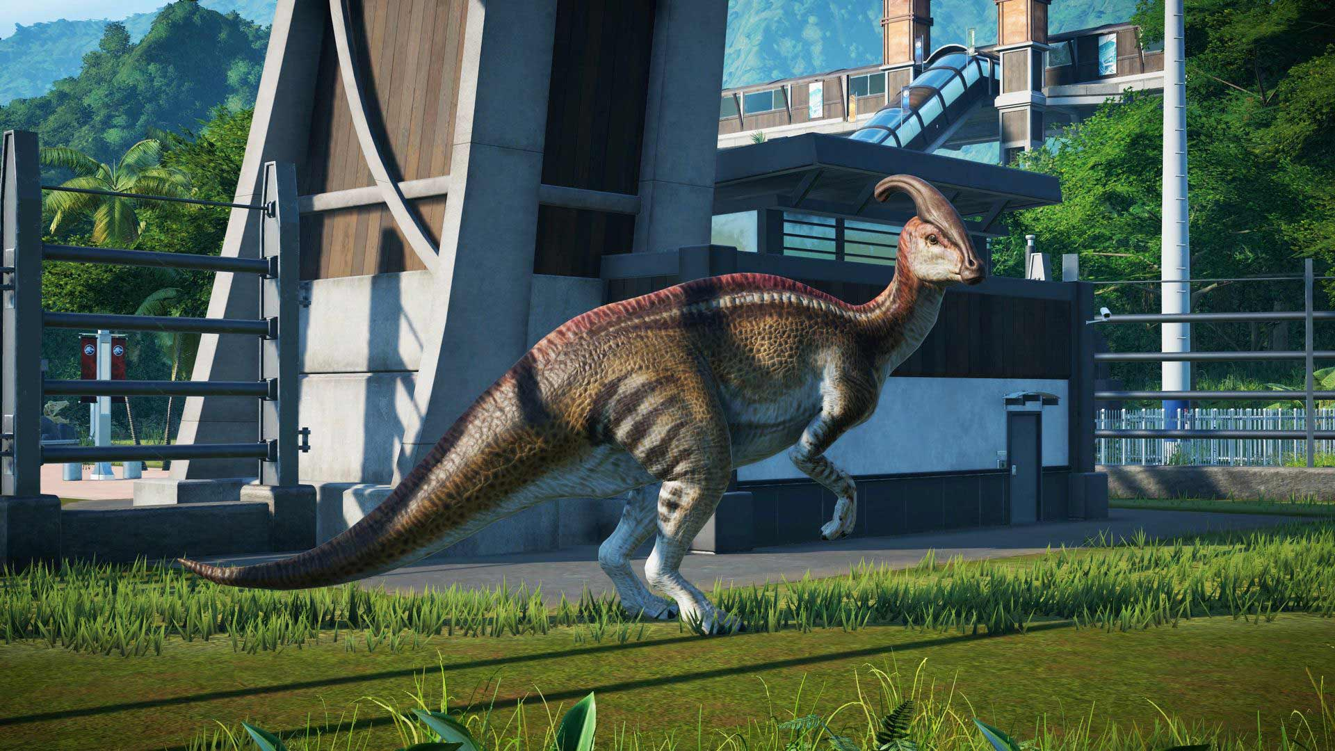 Fix : Jurassic World Evolution Frame Rate PS4/XBox One. | Chaos Hour