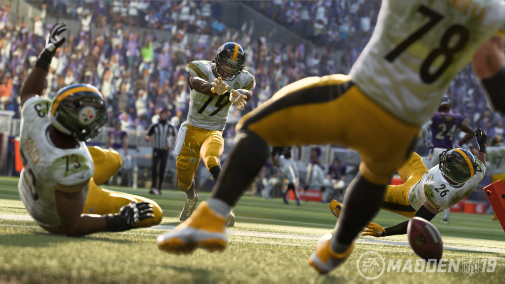 Madden 19 Revealed on PC