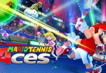 Mario Tennis Aces News
