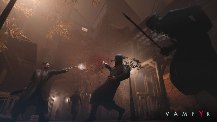 Vampyr Frame Rate FPS Drop PC