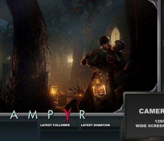 Vampyr Overlay For Streaming