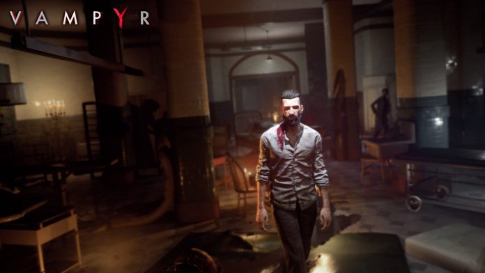 Vampyr Not Loading On Console?