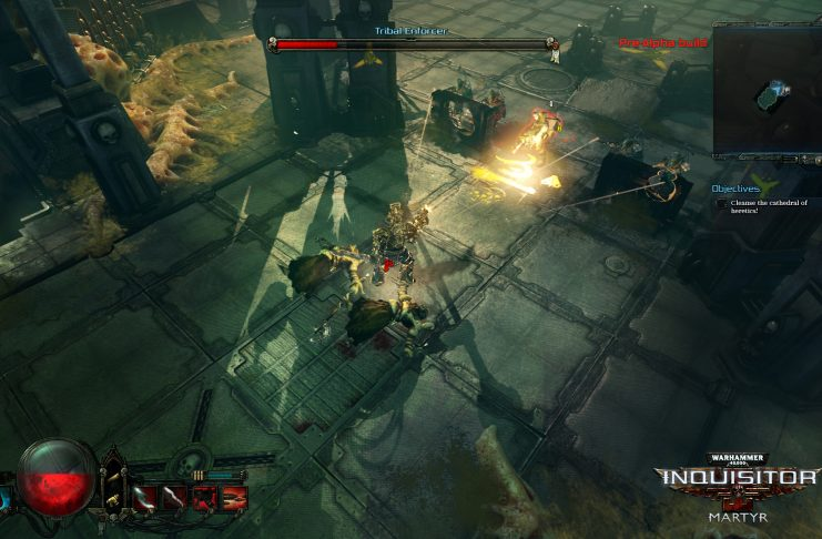 WarHammer 40,000 Inquisitor Frame Rate