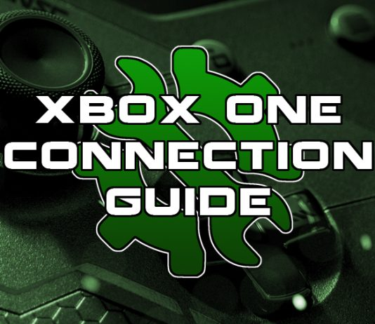 XBox One Connection Guide.