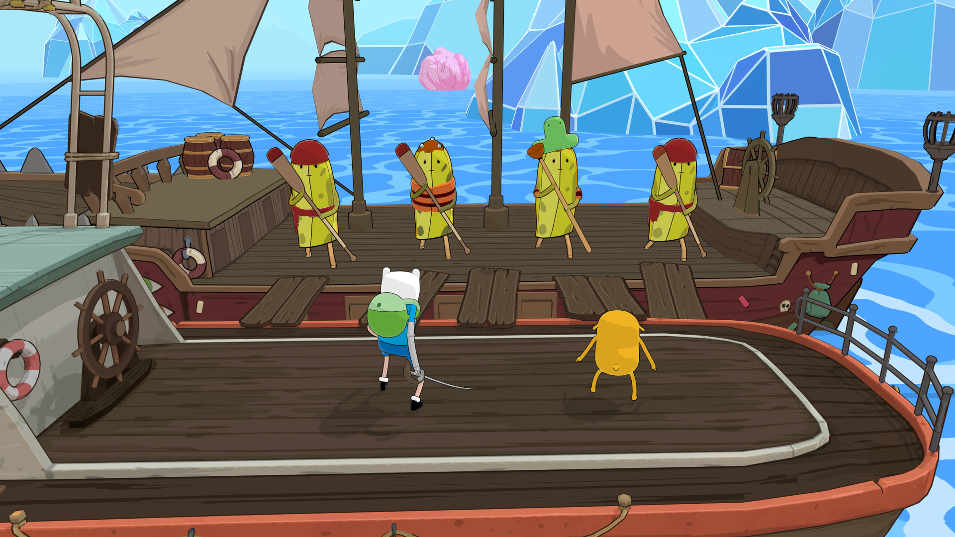 Resolve Any Adventure Time Pirates Of The Enchiridion Audio Issues Jpg 1920x1080 Xbox One Adventure Time