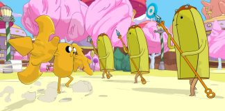 Adventure Time Pirates Release Date