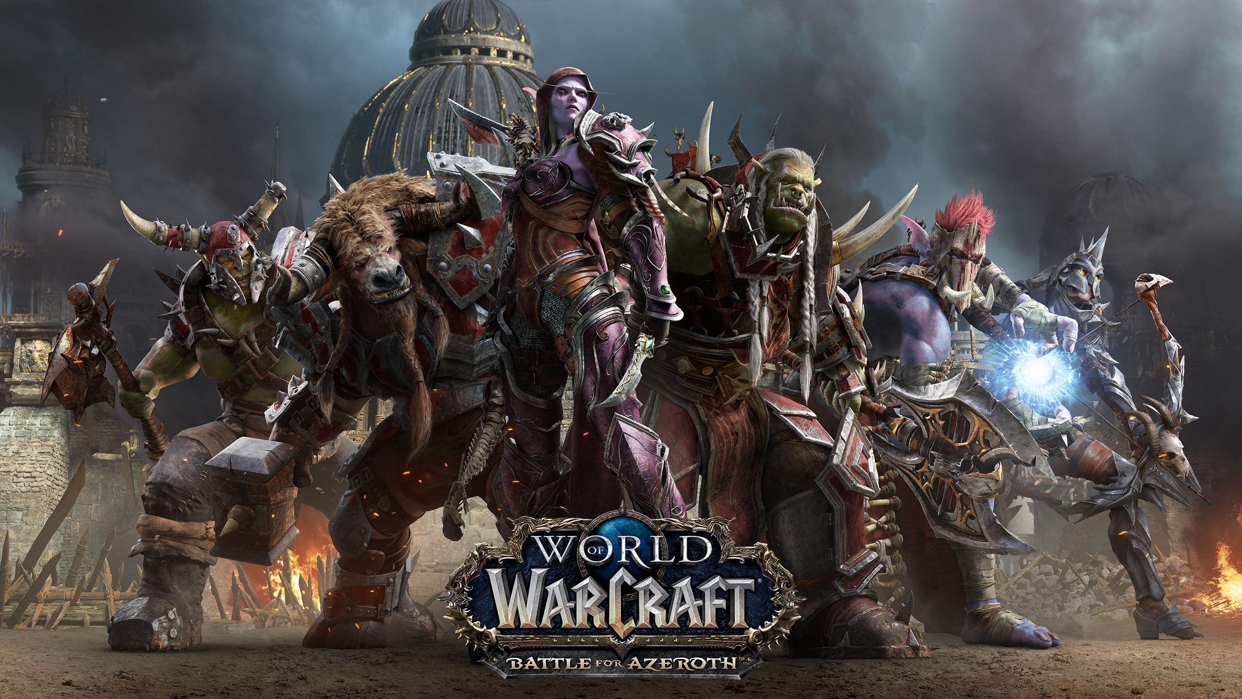 Battle for Azeroth Release Date