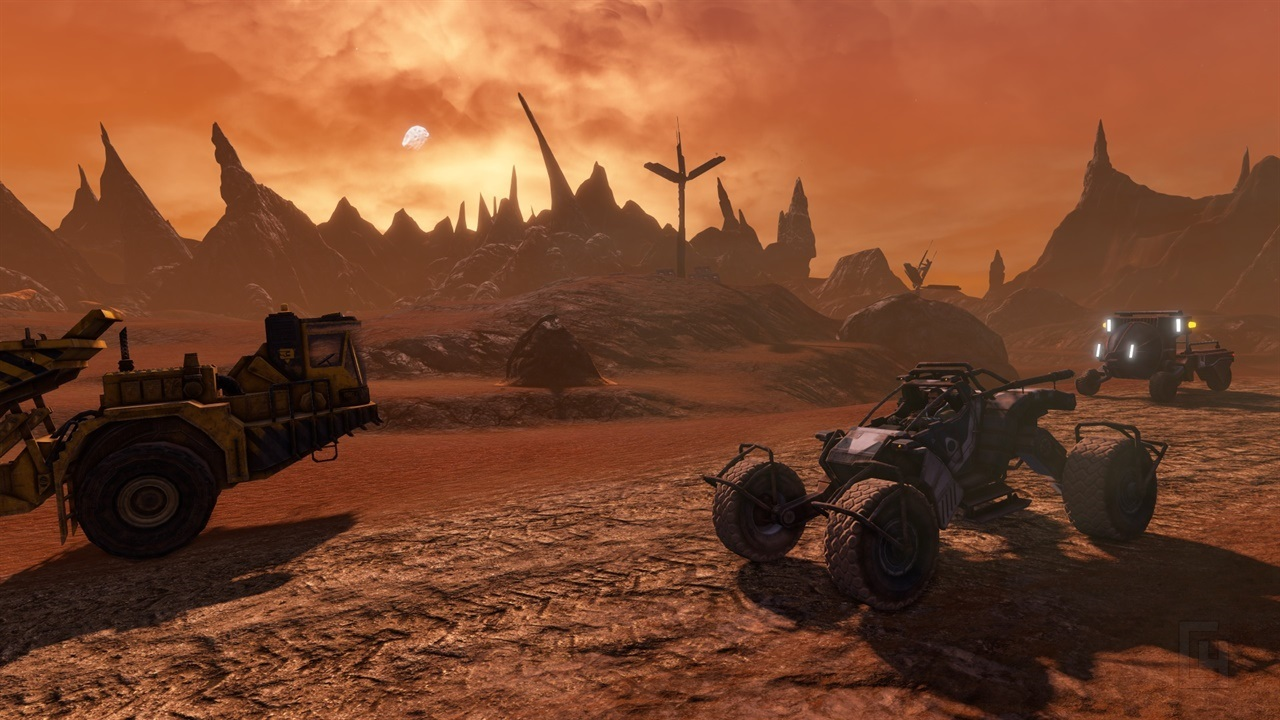 Red Faction Geurrilla Release Date