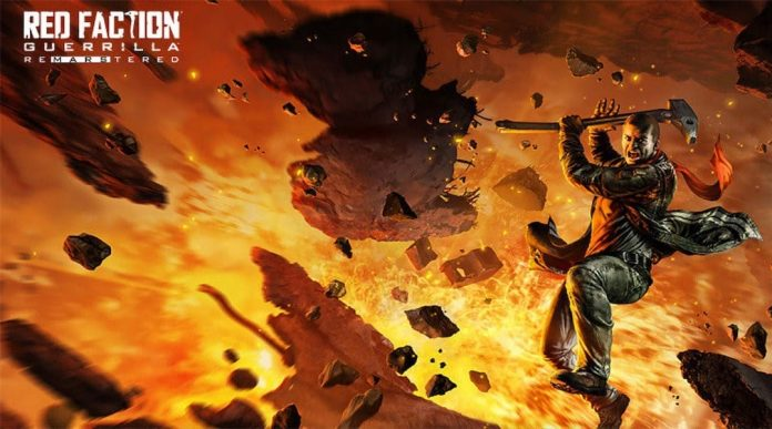Red Faction Geurrilla Release Date News