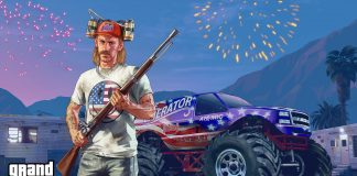 Grand Theft Auto Independence Day