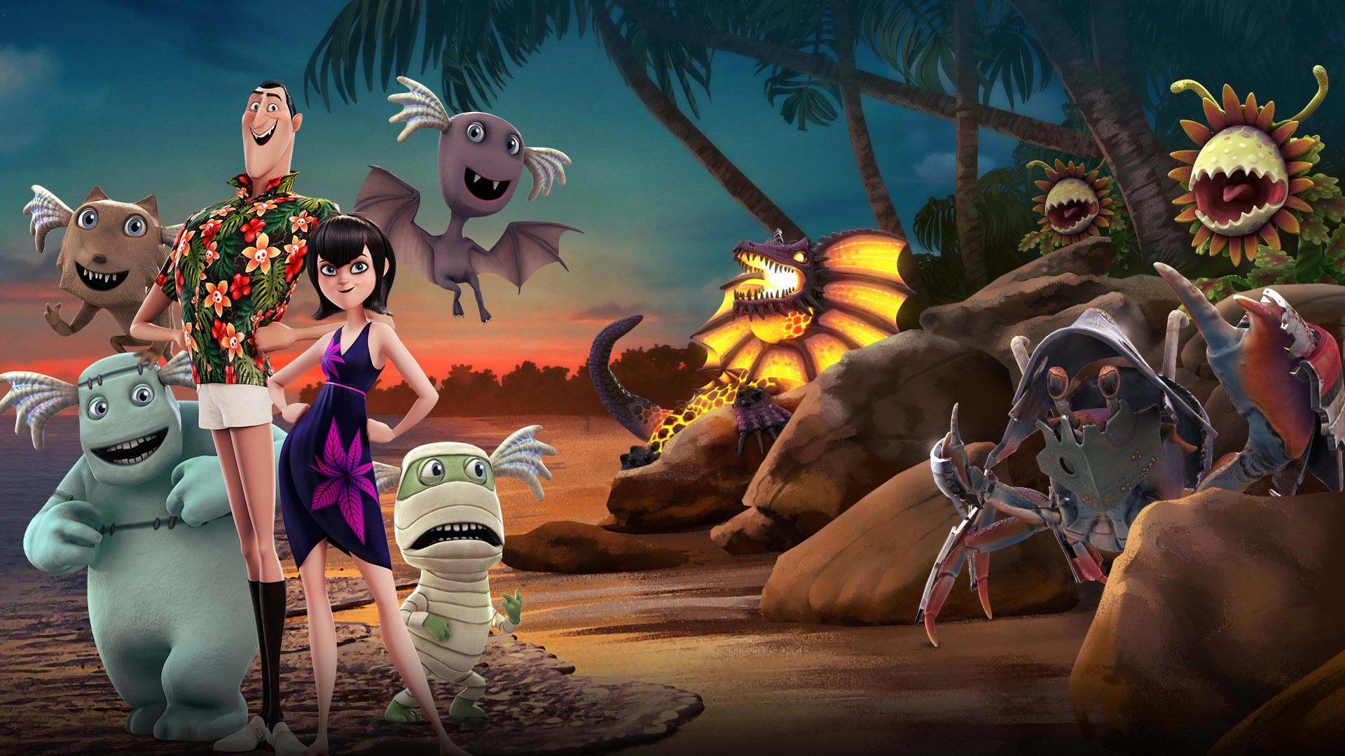 Hotel Transylvania 3 Monsters Release Date
