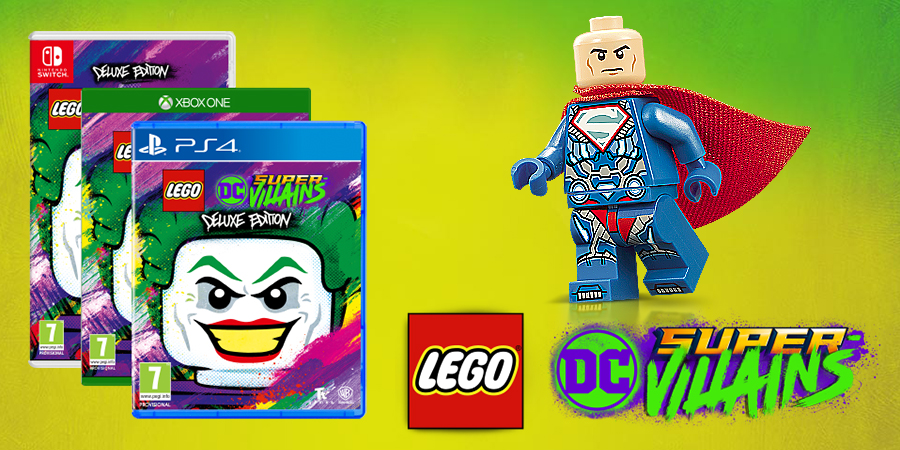 Lego DC Super Villains Update Fix