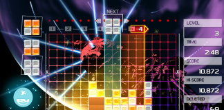 Lumines remastered News, DLc and More.