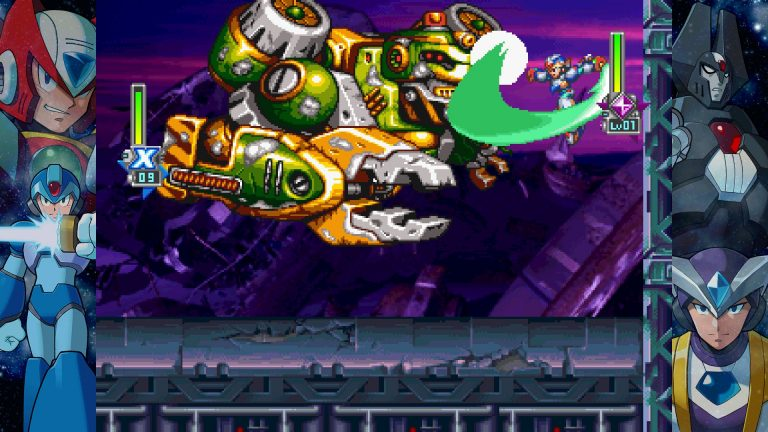 Mega Man X Legacy News