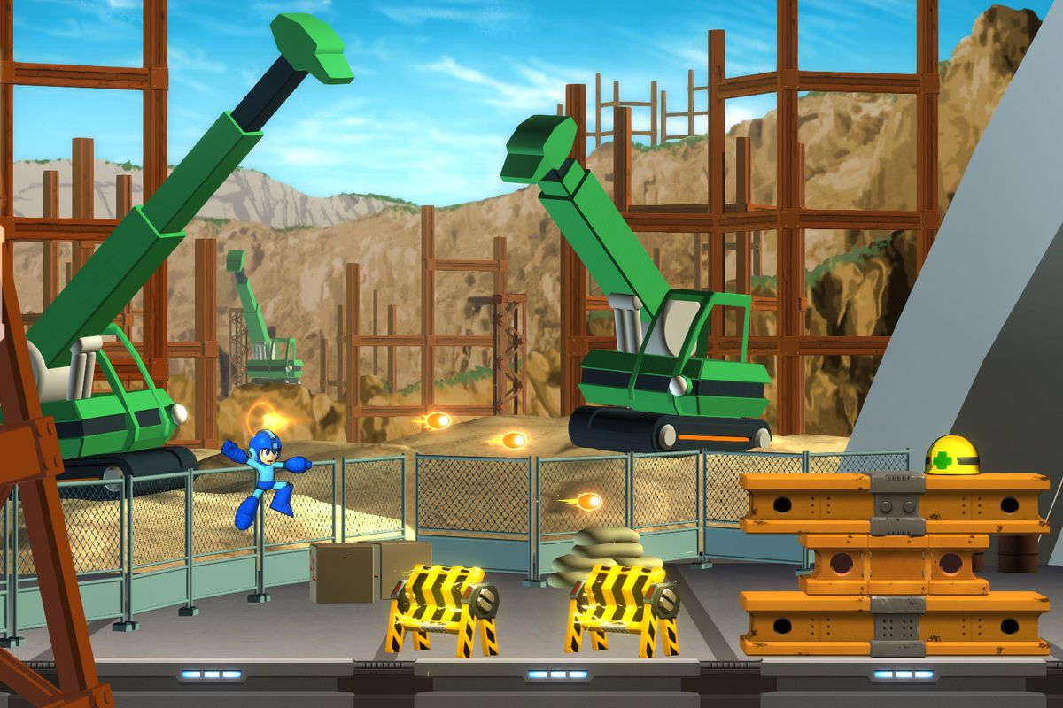 Mega Man 11 News