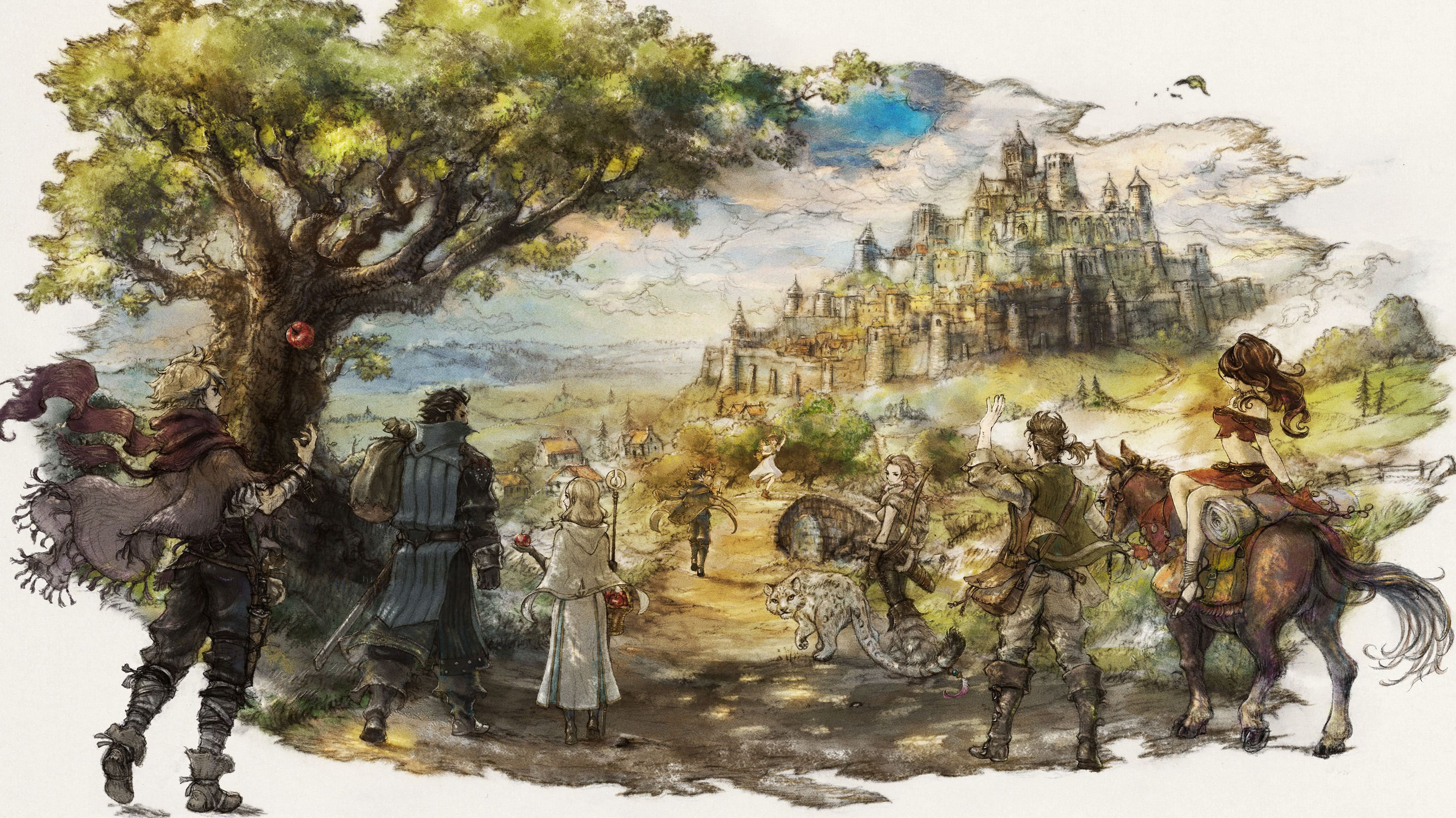 Octopath Traveler News - Trailers and More...