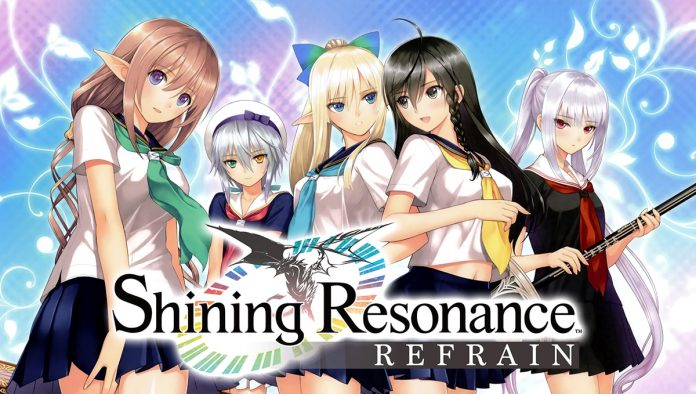 Shining Resonance Refrain Crashing