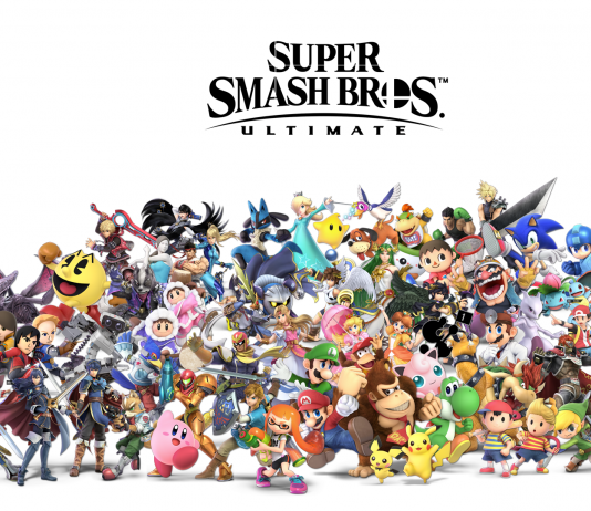 Smash Bros Ultimate Release Date
