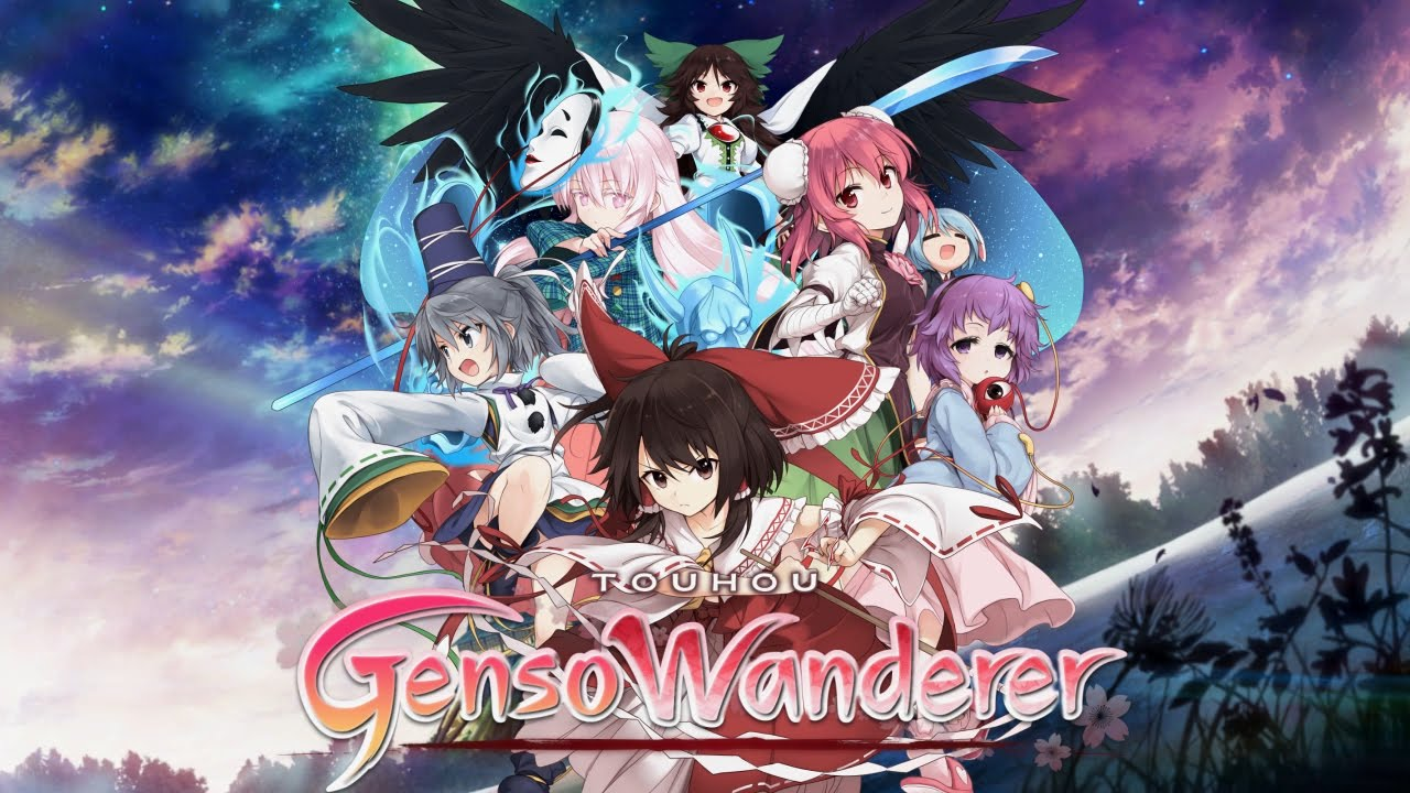TouHou Wanderer Reloaded News